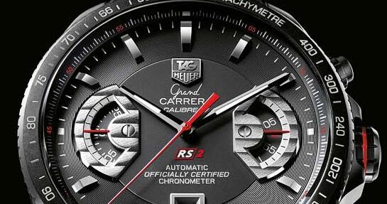 76fb94824c3 Best TAG Heuer Grand Carrera Calibre 36 RS Replica Watch - Cheap AAA ...