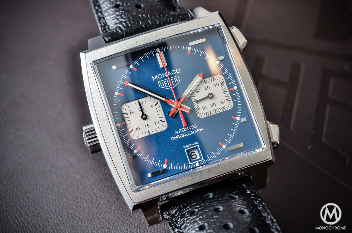 tag heuer monaco steve mcqueen limited edition replica watch