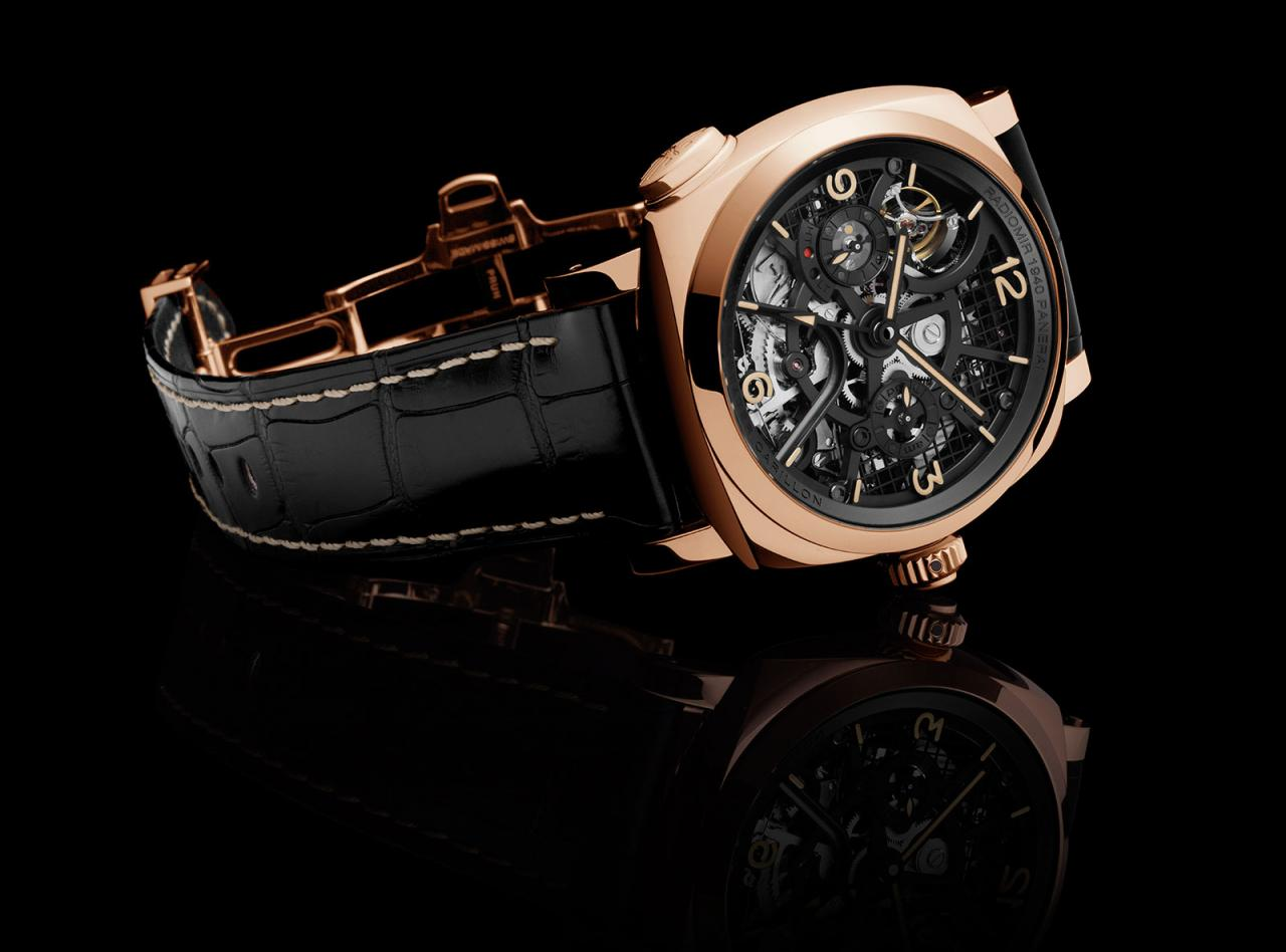 panerai radiomir 1940 minute repeater carillon tourbillon gmt