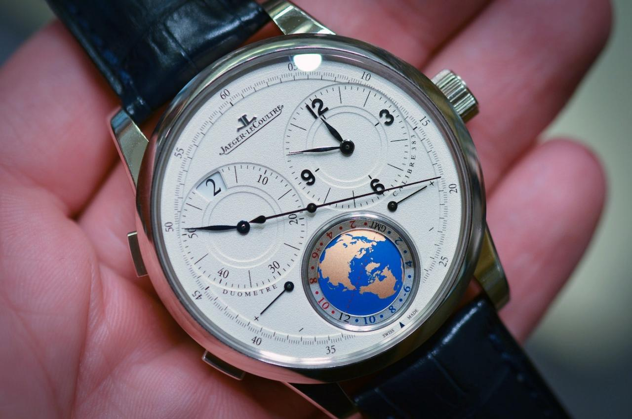 Jaeger-LeCoultre Duomètre Unique Travel Time