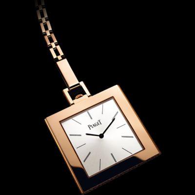 Piaget Ultra-thin Pocket Watch