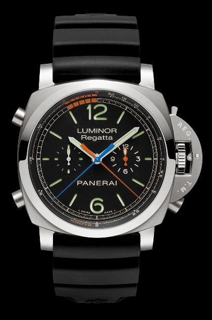 Panerai Luminor 1950 Regatta 3 Days Chrono Flyback Automatic Titanio Watch Watch Releases