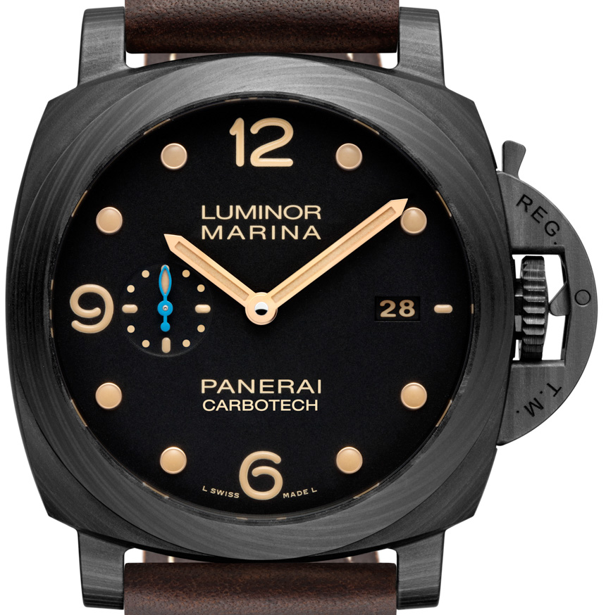 Panerai Luminor Marina 1950 Carbotech 3 Days Automatic PAM661 Watch Watch Releases