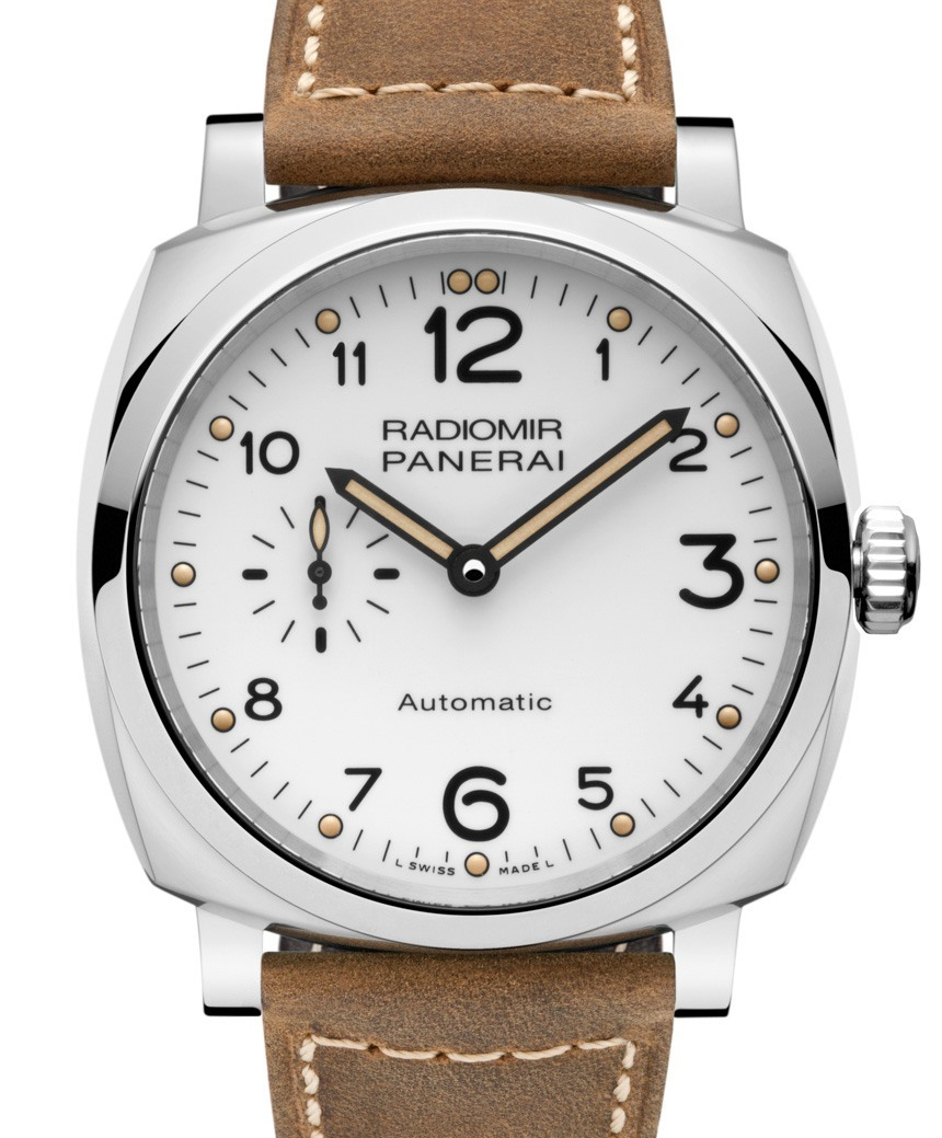 Panerai Radiomir 1940 3 Days Automatic Acciaio PAM655 Watch For SIHH 2016 Watch Releases