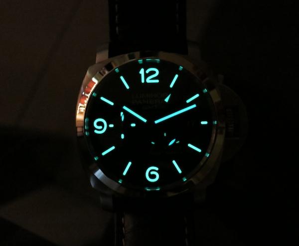 Panerai Luminor 1950 (PAM 321) Watch Review Wrist Time Reviews