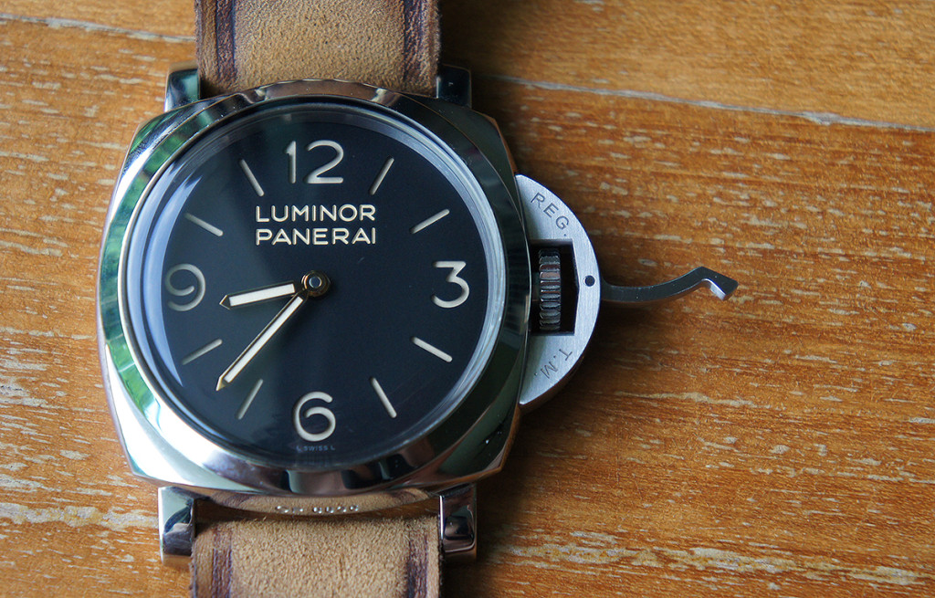 Panerai Luminor 1950 3 Days PAM372 Watch Review Wrist Time Reviews