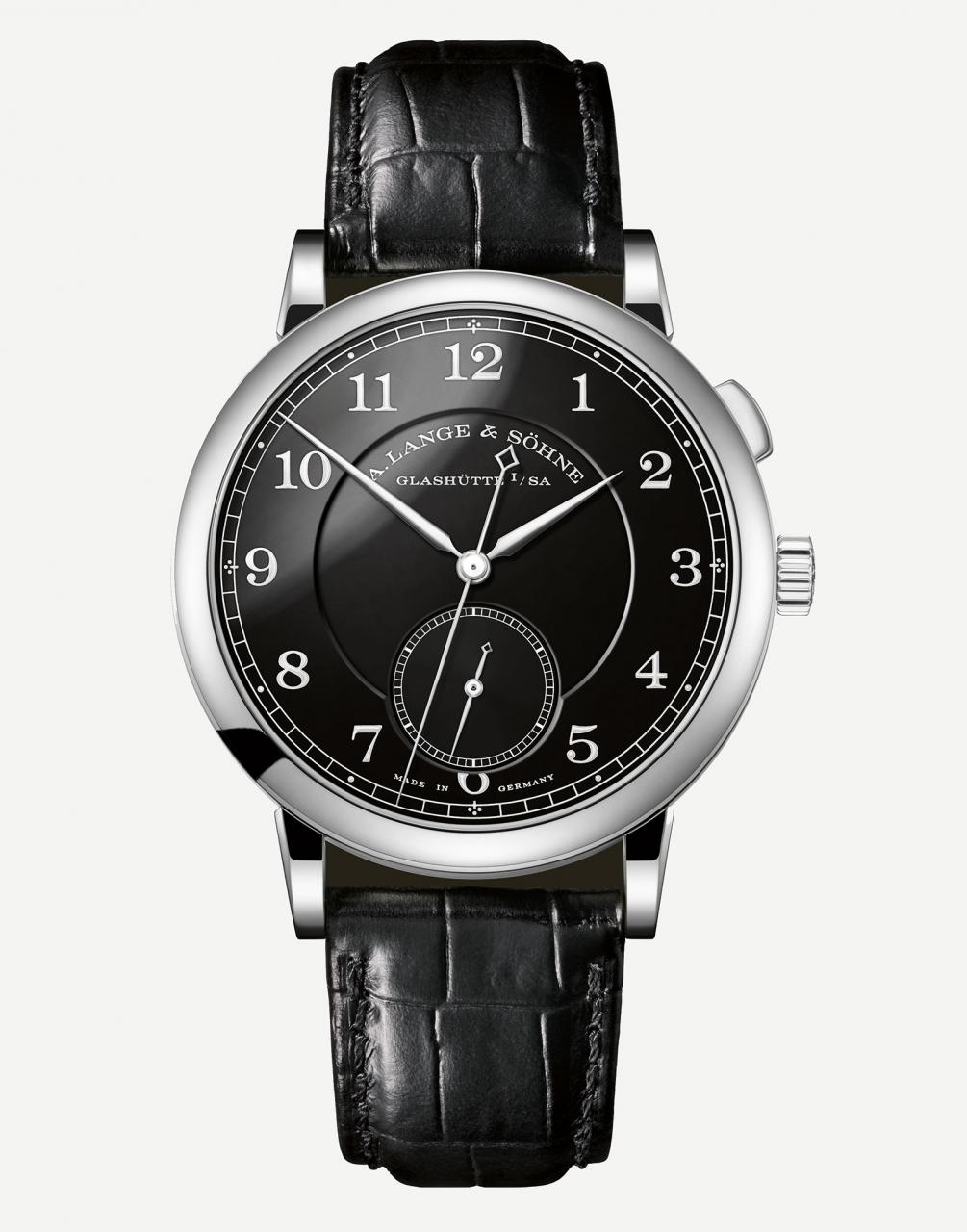 1815 'Homage to Walter Lange' steel enamel