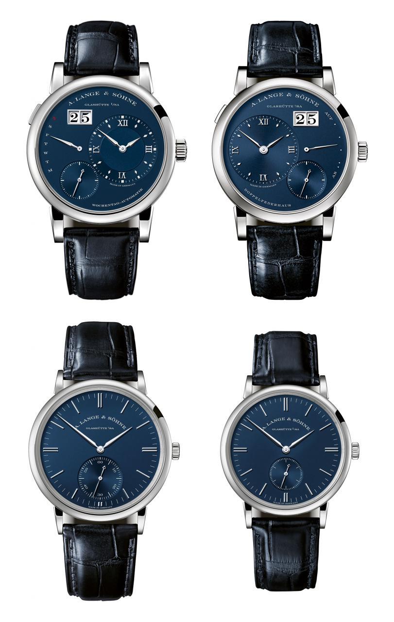 Lange Blue Series