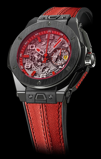 Replica Trusted Dealers Introducing The Hublot Big Bang Ferrari Singapore Limited Edition With Specs And Price Cheap Aaa Swiss Panerai Replica Watches