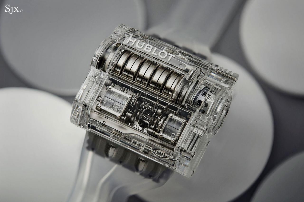 Hublot MP-07 Sapphire Special Edition 4