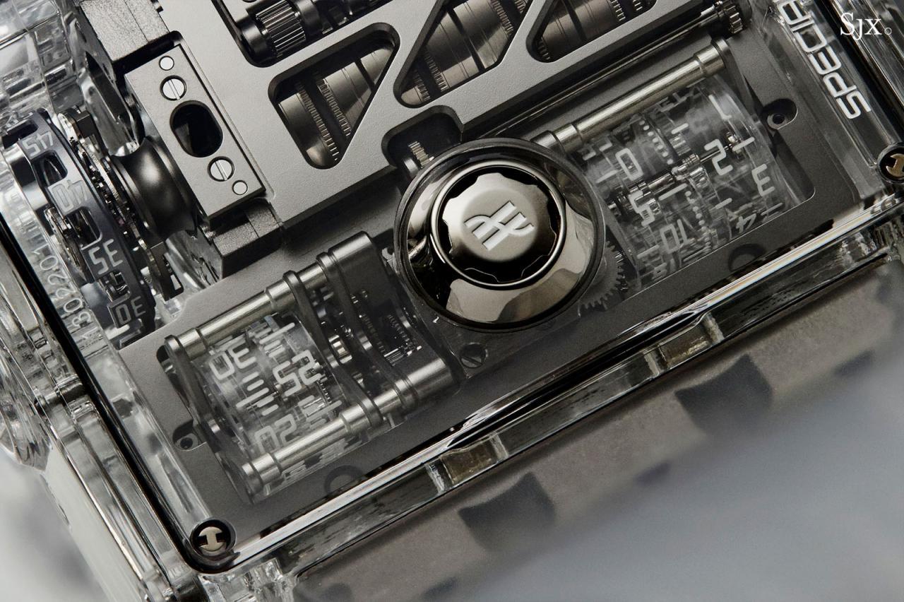 Hublot MP-07 Sapphire Special Edition 5