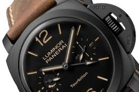 PANERAI Luminor 1950 Tourbillon GMT Ceramica