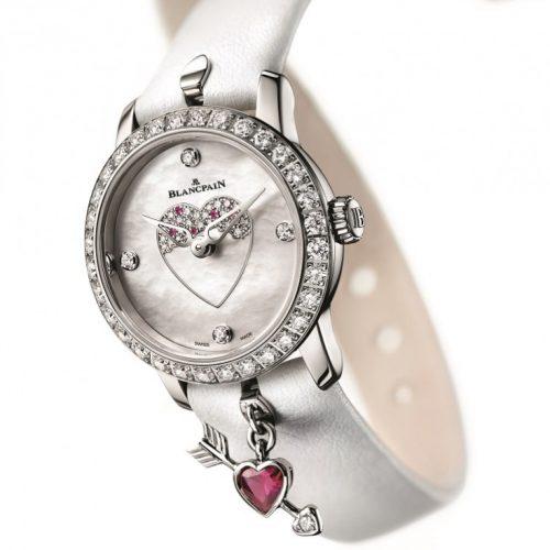 Blancpain Ladybird Saint Valentine's Day