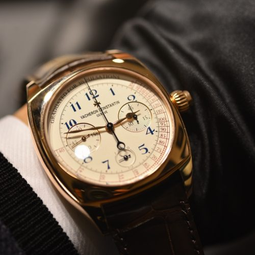 Vacheron Constantin Harmony Chronograph