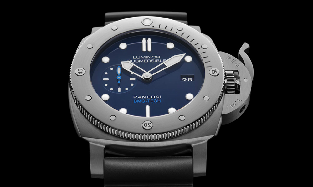 Panerai Luminor Submersible 1950 BMG-TECH 3 Days Automatic PAM 692 Watch Watch Releases