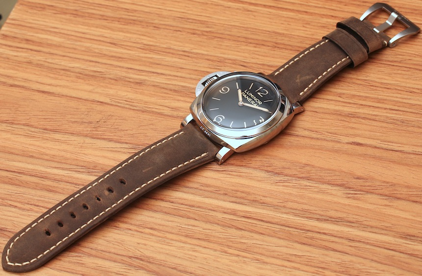 Panerai Luminor 1950 PAM557 Destro 3 Days Watch Hands-On: A Lefty PAM372 Hands-On