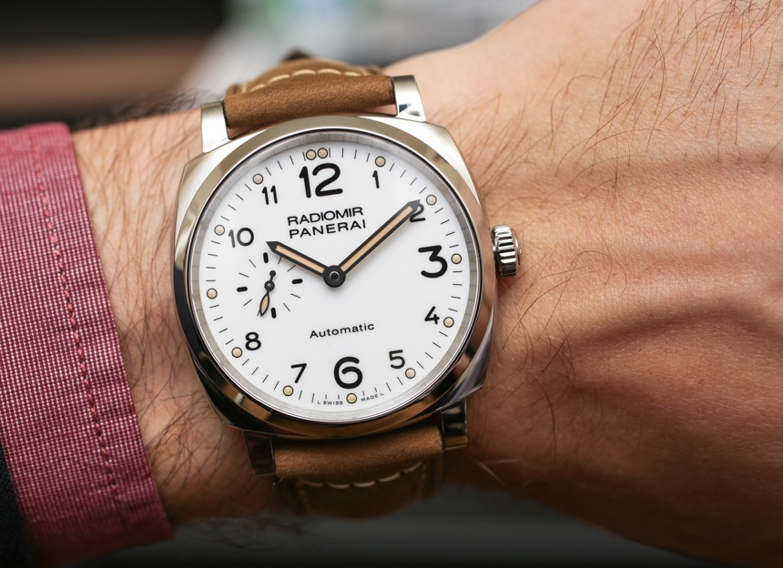 Panerai Radiomir 1940 3 Days Automatic Acciaio Watch Hands-On Hands-On