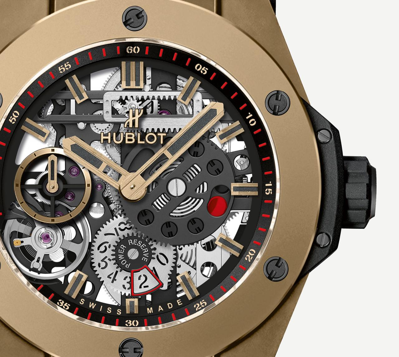 Hublot Big Bang MECA-10 Magic Gold 2