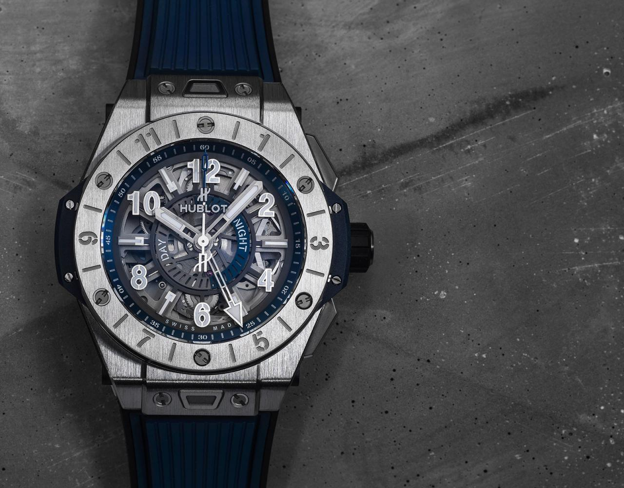 Hublot Big Bang Unico GMT 3