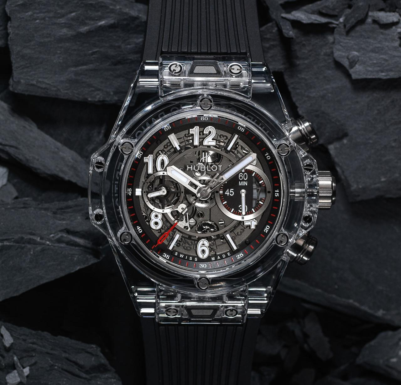 Hublot Big Bang Unico Magic Sapphire 1