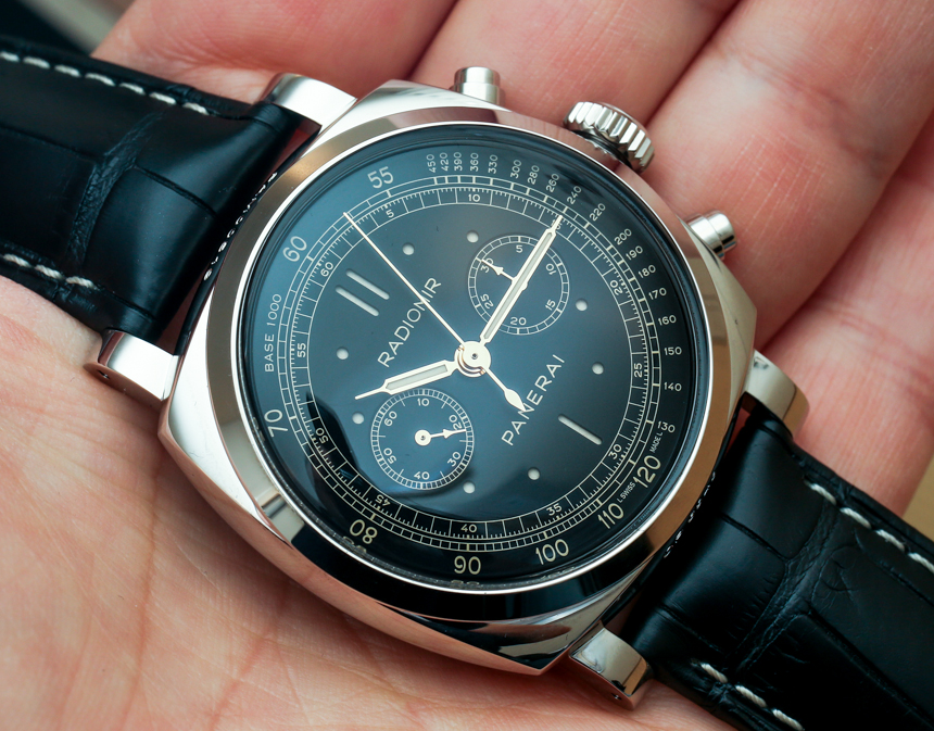Panerai Radiomir 1940 Limited Edition Chronographs Hands-On